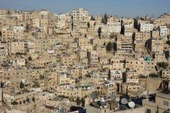 Amman en Jordania Foto de archivo
