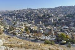 Amman en Jordanie Images libres de droits