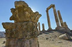 Amman en Jordanie Photos libres de droits