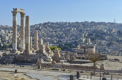 Amman en Jordanie Photographie stock
