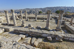 Amman en Jordanie Image libre de droits