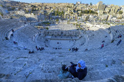Amman en Jordanie Photo stock