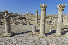 Amman en Jordanie Photographie stock libre de droits