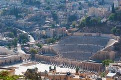 Amman, Giordania, Medio Oriente Fotografie Stock