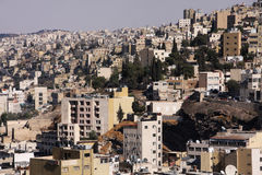 Amman, Giordano Fotografie Stock