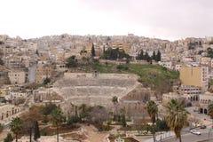 Amman - il Giordano Immagine Stock Libera da Diritti
