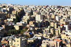Amman, Jordan. Jabal al Hussein area in Amman, Jordan royalty free stock photography