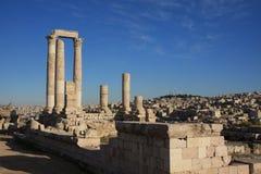 Amman in Jordan Royalty Free Stock Image