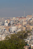 Amman, Jordan, cityscape Royalty Free Stock Photography