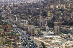 Amman, Jordan Royalty Free Stock Photos