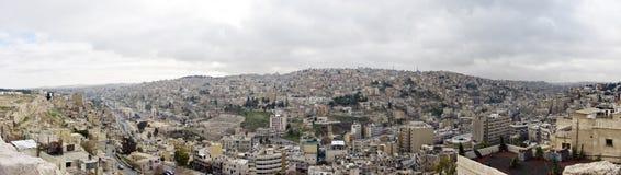 Amman, Jordanië Royalty-vrije Stock Afbeelding