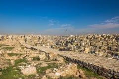 Amman Jordania Obrazy Royalty Free