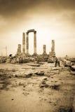 Amman - Jordania fotos de archivo libres de regalías