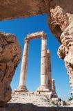 Amman, Jordania, Środkowy Wschód Obrazy Stock