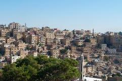 Amman, Jordania, Środkowy Wschód Obraz Stock