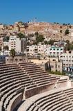 Amman, Jordania, Środkowy Wschód Zdjęcie Stock