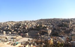 Amman, Jordanie Image libre de droits
