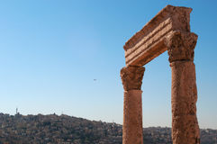 Amman, Jordanie, Moyen-Orient Photo libre de droits
