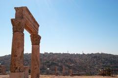 Amman, Jordanie, Moyen-Orient Photos libres de droits