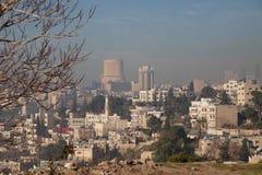Amman, Jordanie, paysage urbain Images libres de droits