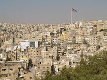 Amman - Jordanien Lizenzfreie Stockbilder