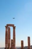 Amman Jordanien, Mellanösten Royaltyfria Bilder