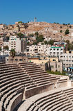 Amman Jordanien, Mellanösten Arkivfoto