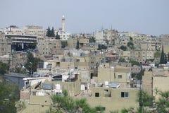 Amman la capitale de la Jordanie Image libre de droits