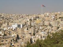 Amman - la Jordanie Images libres de droits