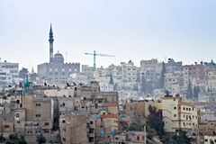 Amman - la Jordanie Image libre de droits