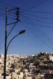 Amman stad Royalty-vrije Stock Afbeeldingen