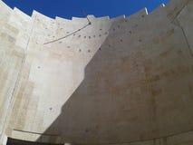Amman Times. Amman Municipality Sun Clock Royalty Free Stock Photos