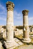 Amman-Zitadelle Stockfotografie