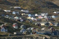 ammasalik Greenland Zdjęcie Stock