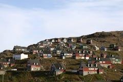 Ammasalik, Groenlandia Immagine Stock Libera da Diritti