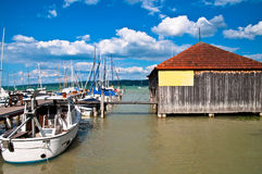 Ammersee Royalty Free Stock Photos