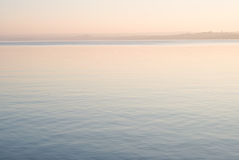 Ammersee Sunset Royalty Free Stock Photos