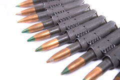 Ammo Royalty Free Stock Photography