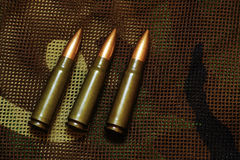 ammo Foto de Stock Royalty Free