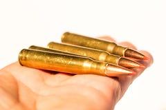 ammo Imagen de archivo libre de regalías