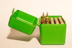 ammo Fotografía de archivo