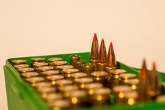 ammo Foto de archivo libre de regalías