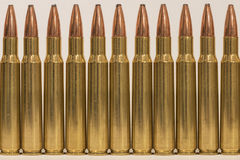 ammo Fotografia de Stock