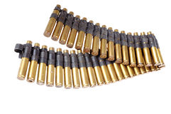 Ammo belt Royalty Free Stock Photography