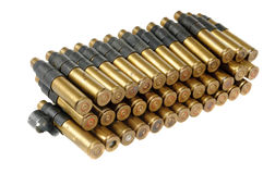 Ammo belt Stock Images