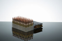 .223 ammo 50 count Stock Photos