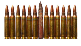 Ammo. Different from other Royalty Free Stock Photos