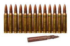 Ammo. Different from other Royalty Free Stock Images