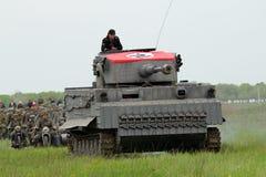 ammo niemiec mundur ww2 Obrazy Royalty Free