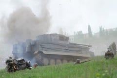 ammo niemiec mundur ww2 Fotografia Stock